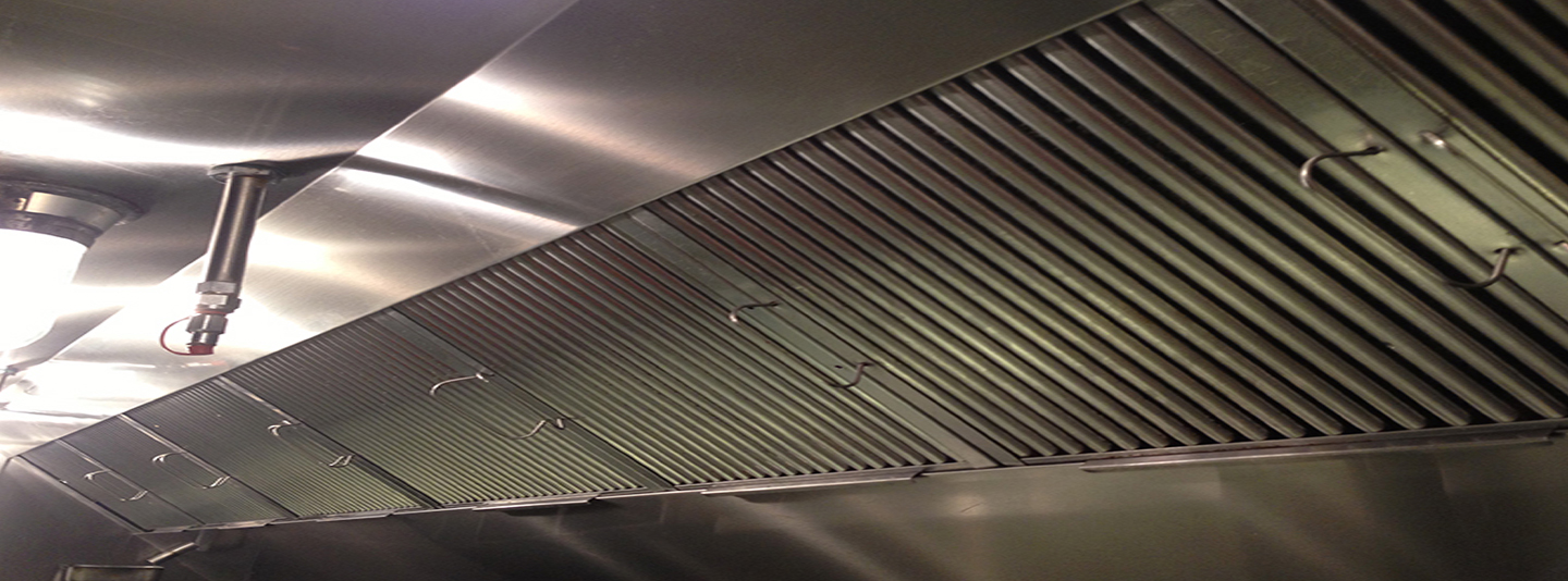 kitchen canopy cleaning